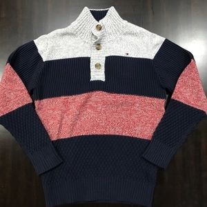 Tommy Hilfiger Boys Sweater Size 8-10
